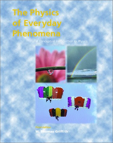 9780072513776: Physics of Everyday Phenomena with E-Text Version 2 and PowerWeb