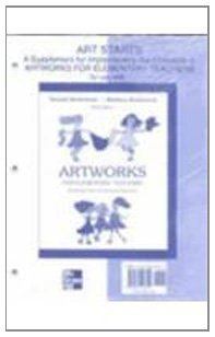 9780072513790: ART STARTS A Supplement for Implementing the Concepts in ARTWORKS FOR ELEMENTARY TEACHERS