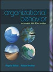 9780072514926: Organizational Behavior: Key Concepts, Skills & Best Practices