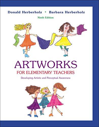 9780072515800: Artworks for Elementary Teachers with Art Starts