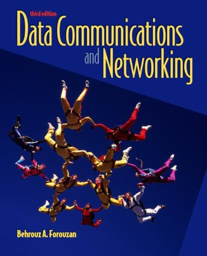 9780072515848: Data Communications and Networking (McGraw-Hill Forouzan Networking Series)