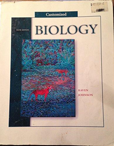 9780072516760: Customized Biology