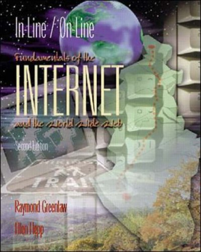 9780072517156: Inline/Online:  Fundamentals of The Internet & The World Wide Web: Fundamentals of The Internet and The World Wide Web