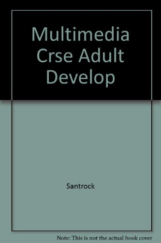 9780072517613: Multimedia Courseware for Adult Development