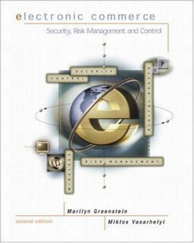 9780072519150: Electronic Commerce: Security, Risk Management, and Control with PowerWeb passcode card (E-Commerce)