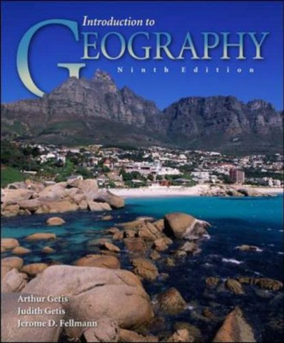 9780072521832: Introduction to Geography