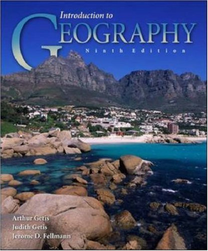 9780072521832: Introduction to Geography with OLC Bind in card