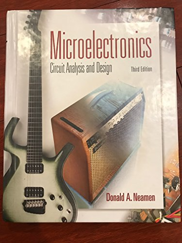 9780072523621: Microelectronic Circuit Analysis and Design (Electrical and Computer Engineering)