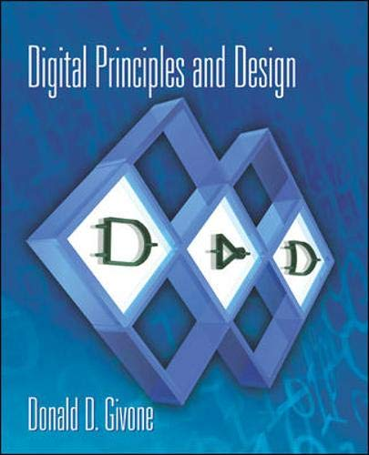 9780072525038: Digital Principles and Design