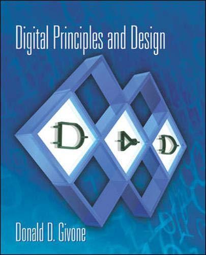 9780072525038: Digital Principles and Design