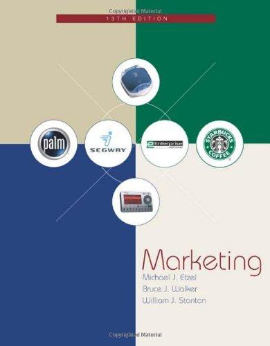 9780072526509: Marketing