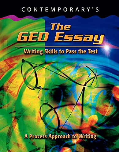 ged essay writing skills Ged social studies: writing skills - chapter summary this chapter looks at various qualities of an effective essay to help you prepare for the writing skills section of the ged social studies test.