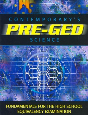 9780072527612: Pre-GED Satellite Book: Science (Contemporary's Pre-GED Series)