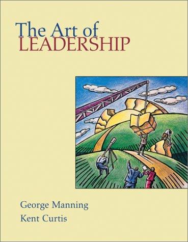 9780072527896: The Art of Leadership