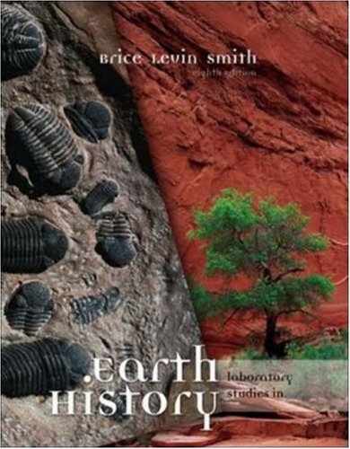 9780072528060: Laboratory Studies in Earth History