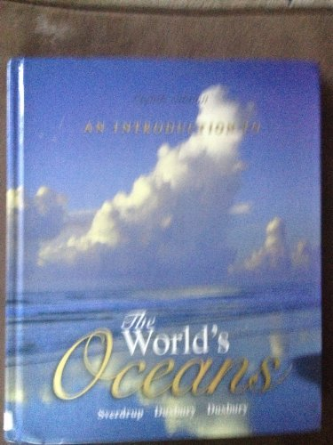 9780072528077: An Introduction to the World's Oceans