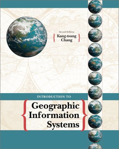9780072528114: Introduction to Geographic Information Systems