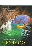 9780072528169: Environmental Geology