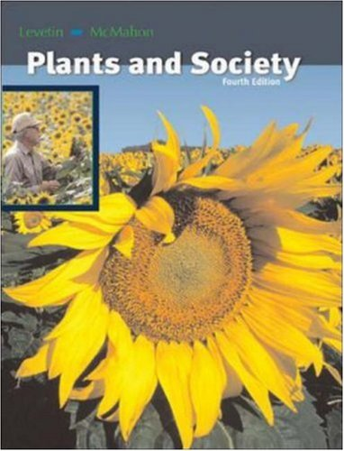 9780072528428: Plants and Society