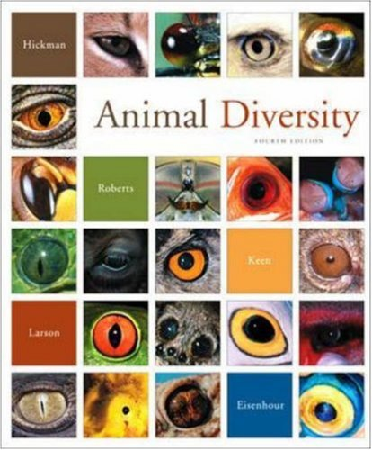9780072528442: Animal Diversity