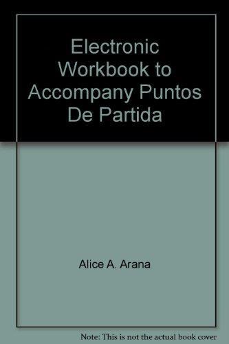9780072528893: Electronic Workbook to Accompany Puntos De Partida