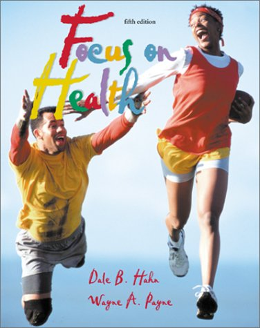 9780072530667: Focus on Health with HealthQuest 3.0, and Learning to Go: Health