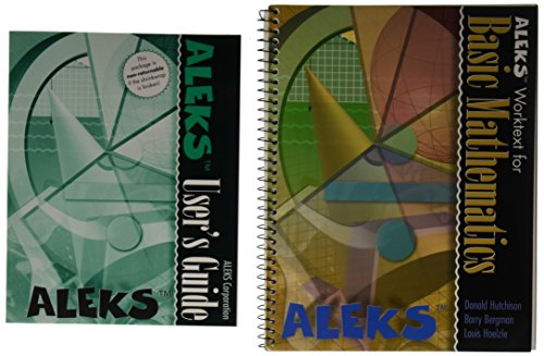 9780072530803: Aleks Worktext for Basic Math with Aleks User's Guide & 1-Semester Access Code