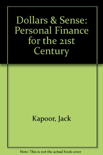 Telecourse Study Guide to accompany Personal Finance (0072534249) by Kapoor, Jack; Dlabay, Les; Hughes, Robert J.