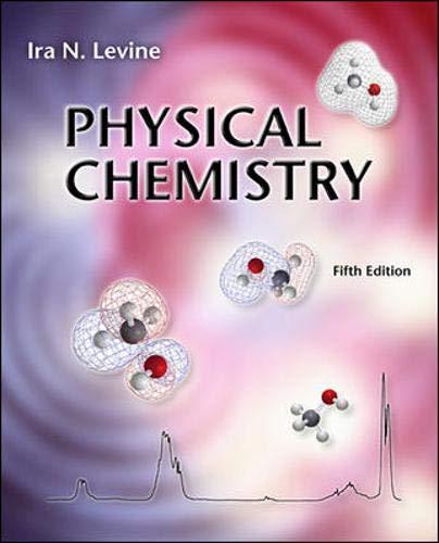 9780072534955: Physical Chemistry