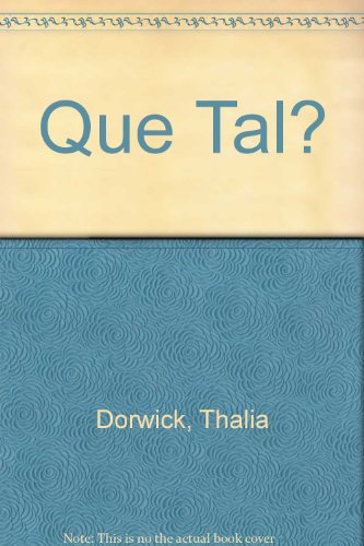 9780072535174: Que Tal?: An Introductory Course (Spanish Edition)