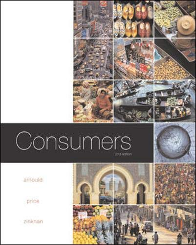 9780072537147: Consumers