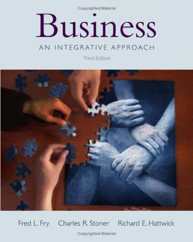 9780072537802: Business: An Integrative Approach