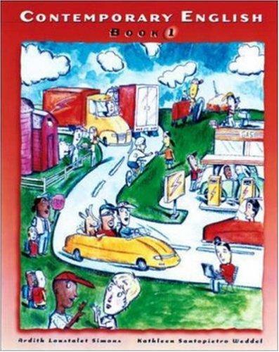 9780072539868: Contemporary English Book 1