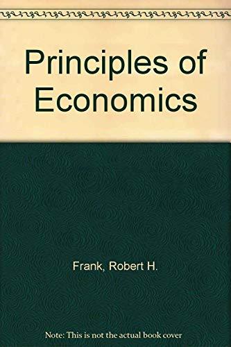 9780072539981: Principles of Economics