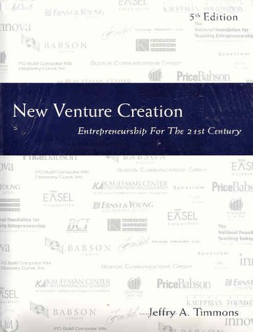 9780072540109: New Venture Creation with New Business Mentor 2002