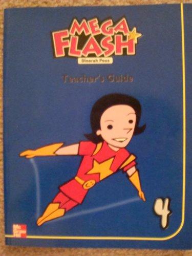 9780072543964: Mega Flash Level 4 Teacher's Guide: Teacher's Guide Level 4