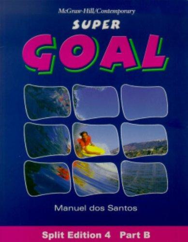 9780072544053: Super Goal: Split Edition Student Book