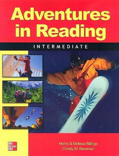 9780072546071: Adventures in Reading Intermediate SB