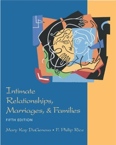 9780072546415: Intimate Relationships, Marriages, and Families with Free PowerWeb
