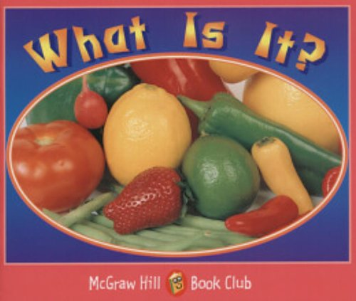 9780072547474: What Is It?: Level 1 (McGraw-Hill Book Club)