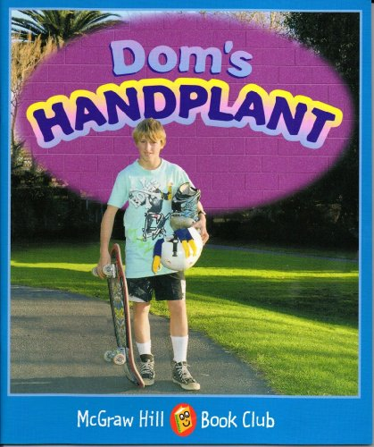 9780072547900: McGraw-Hill Book Club Level 5: Dom's Handplant