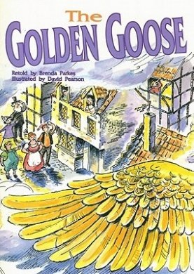9780072548051: The Golden Goose: Level 6 (McGraw-Hill Book Club)