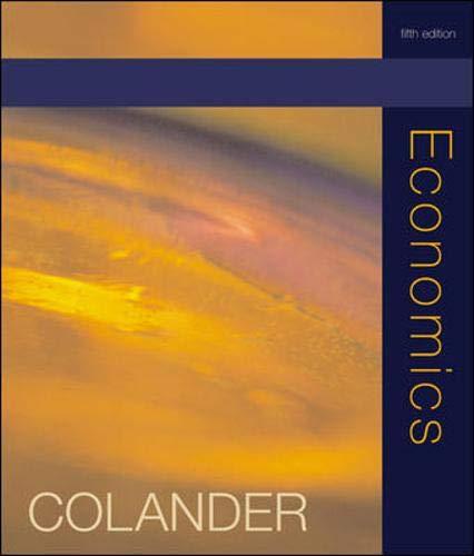 9780072549027: Economics