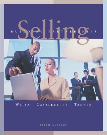 9780072549287: Selling: Building Partnerships (Mcgraw-Hill/Irwin Series in Marketing)