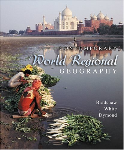 9780072549751: Contemporary World Regional Geography: Global Connections, Local Voices