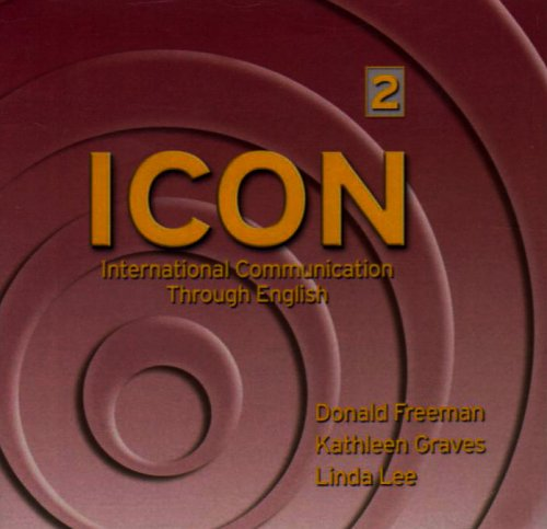 9780072550481: ICON: International Communication Through English - Level 2 Audio CD