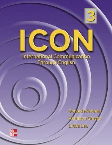 9780072550498: ICON: International Communication Through English - Level 3 SB