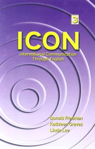 9780072550528: ICON: International Communication Through English - Level 3 Audiocassette