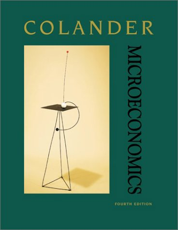 9780072550979: Microeconomics w/Powerweb + DiscoverEcon CD