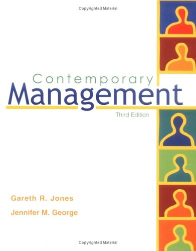 9780072551006: Contemporary Management with Student CD-ROM and PowerWeb
